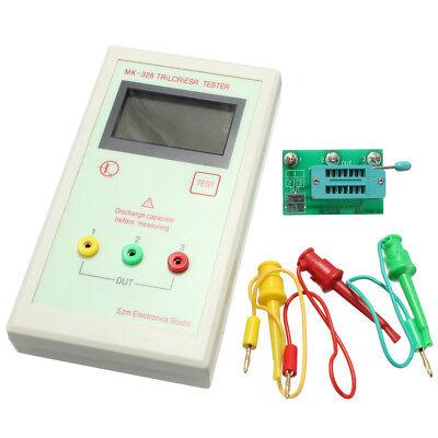 Mk-328 Tr Lcr Esr Tester Transistor Inductance Capacitance Resistance Esr Meter