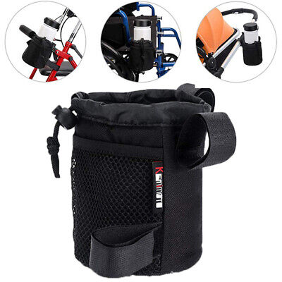Bike Handlebar Cup Holder Water Bottle Drink Holder Cage Scooter Cycling Bicycle (Motorcycle Cup Holder)
