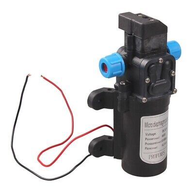 Dc 12v 60w Micro Electric Diaphragm Spray Washing Car Pressure High 5lmin