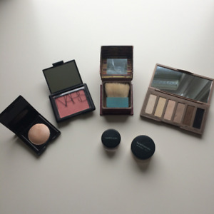 Nars/Benefit/Laura Mercier/Urban Decay/Bare Mineral Makeup