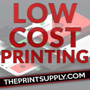 Low Cost Printing! High Quality Stock, Fast Delivery