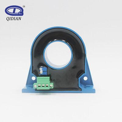 Hall Current Sensor Split Core Current Transducer Ac Dc Current Transmitter
