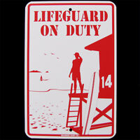 Experienced lifeguard, at your service!