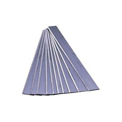 """Unger Heavy Duty Floor Scraper Replacement Blades - 8-Inch, 8"""", 10/Pack, 1 Pack"""