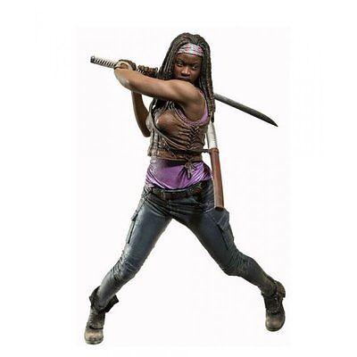 The Walking Dead Michonne Figur 25 cm mit ver. Teilen Neu & Ovp