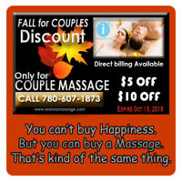 FALL is for COUPLES Sale with Direct billing option