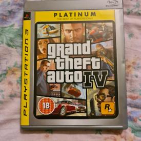 GTA 4 ON PS3
