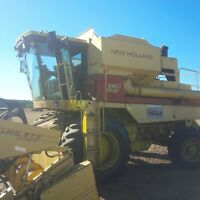 tr96 newholland combine