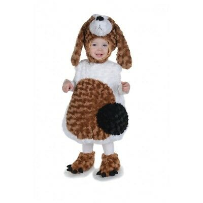Underwraps Basset Hound Belly Babies Toddler Child Halloween Costume 25861 - Basset Hound Costumes Halloween