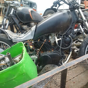 Looking for a 920 Virago parts bike