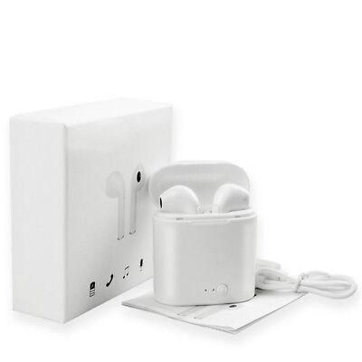 Headset Headphones Earbuds - Wireless Bluetooth Earbuds Headset Headphones Earphone for Apple iPhone 6 7 8