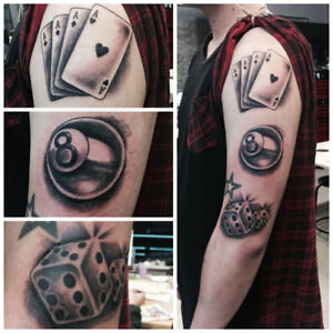 TATTOOS from $60 at Toronto PRO SHOP