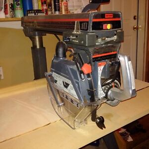 Craftsman Radial Arm Saw Kitchener / Waterloo Kitchener Area image 1