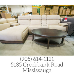 Recliner Sectional Sofa $888