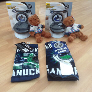 Vancouver Canucks baby items