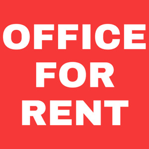 PRIME LOCATION OFFICES FOR RENT