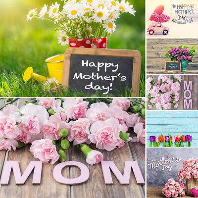 Happy Mothers Day Photography Backdrops Background Spring Photography Background