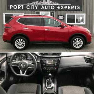 2017 Nissan Rogue Sv!!