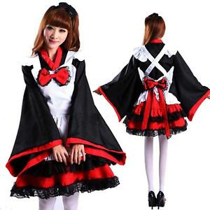 Anime Cosplay Dress 081b4cec39