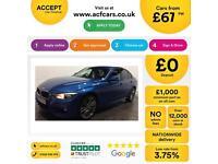 BMW 318 SPORT FROM £67 PER WEEK!