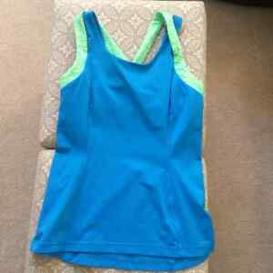 **REDUCED** IVIVVA - Girls Tank Top (Size 14)