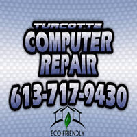 Turcotte Computers, your one-stop computer shop and repair!