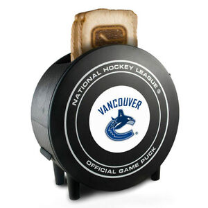 Vancouver Canucks 2 Slice toaster