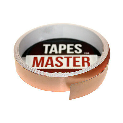 Copper Foil Tape - 12 X 10ft - Emi Conductive Adhesive Ship From Usa