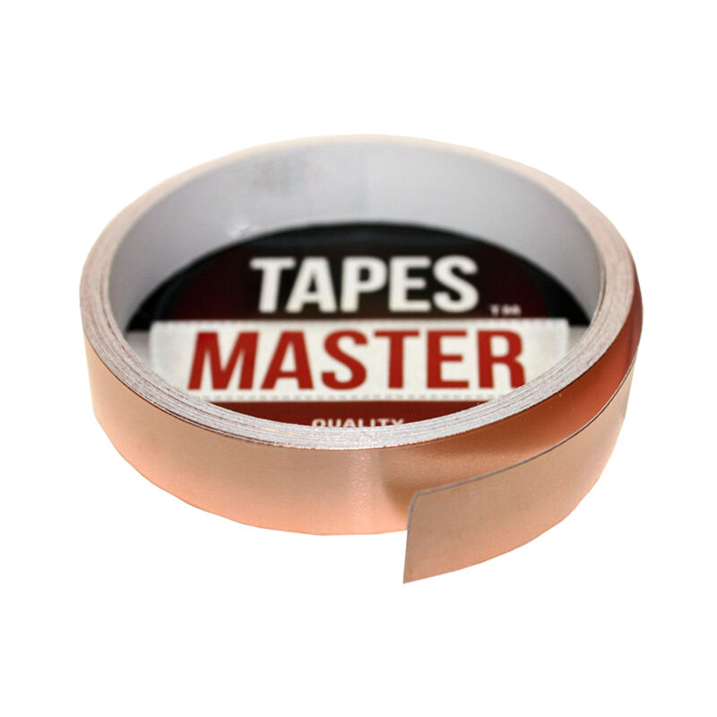 """Copper Foil Tape - 1/2"""" X 10ft - EMI Conductive Adhesive / Ship from USA"""