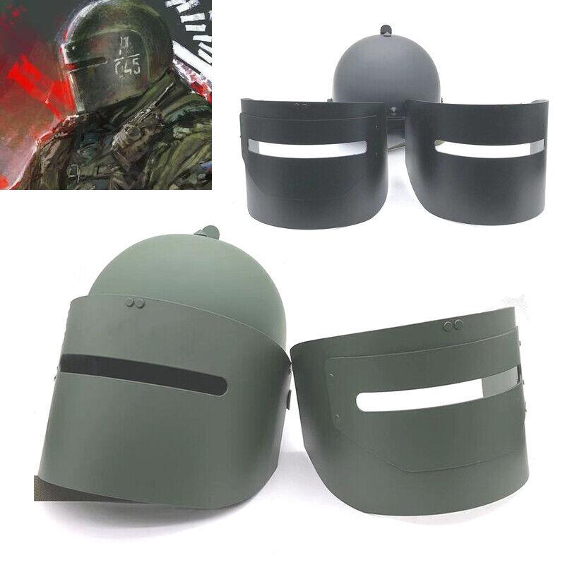 EVI Maska-1 Russian MVD bulletproof assault helmet Double Maska Green