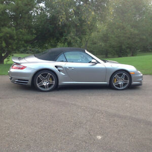 2009 Porsche Turbo Convertible