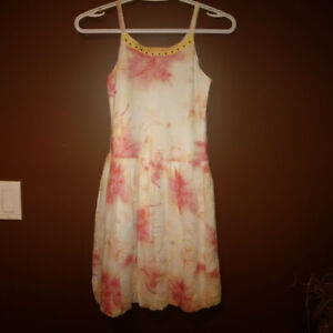 Girl's Sun Dress - Size 12