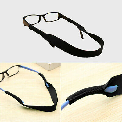 Eye Glasses Sunglasses Neoprene Stretchy Lanyard Sports Gym Band Strap Cord (Neoprene Sunglasses Strap)