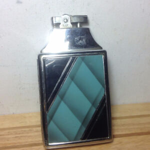 Art Deco AUER TWIN TONE LIGHTER
