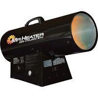 Mr Heater area heater w/ tank