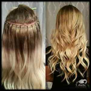 Premium Hair Extensions and Cutting/Coloring/Styling Services Edmonton Edmonton Area image 5