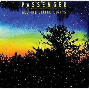 PASSENGER ALL THE LITTLE LIGHTS DIGIPAK CD NEW