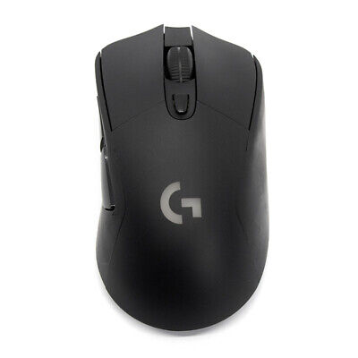 Logitech G703 Black LightSpeed Gaming Mouse - MISSING WEIGHT - 910-005091