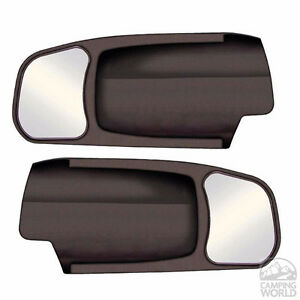 2007 and up GMC/Chevrolet trailer mirrors