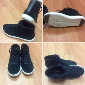 ATTN FASHIONISTAS AND BOSSES Cole Haan Grand Crosscourt HighTops