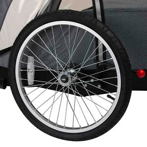 MEC two child bicycle trailer