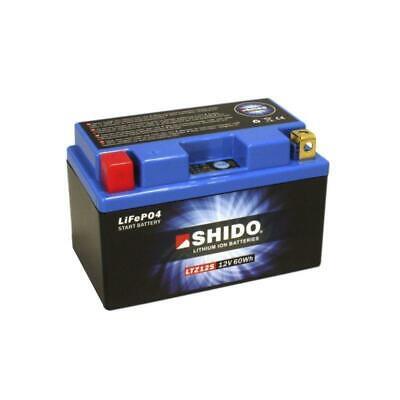 <em>YAMAHA</em> XP 530 2015 2015 SHIDO LITHIUM BATTERY LTZ12S