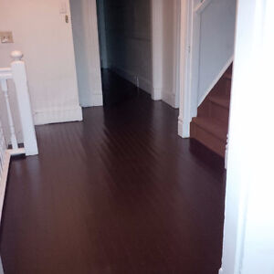 Large 4 bedroom apartment in downtown Fredericton