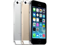iPhone 5s 16GB Grade A Available in Gold, Silver and Space Grey Colour