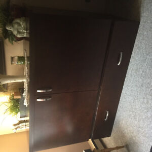 Double Cabinet Bed