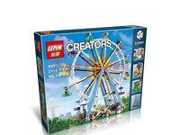 Brand New In Box Lepin (Lego Alternative) CREATOR Ferris Wheel - Free UK Delivery