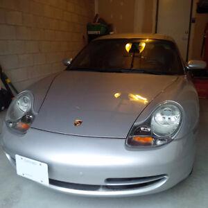 2000 Porsche 911 C2 Cabriolet Coupe