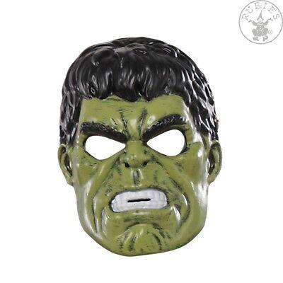 RUB 339215 Hulk Avengers Assemble Maske Halbmaske Lizenz Kinder
