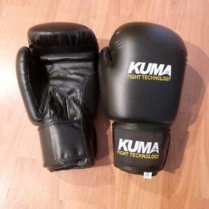 16 oz Kuma Vinyl Moulded Boxing Gloves