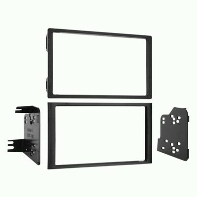 2003-2008 HONDA PILOT DOUBLE DIN Radio Dash Installation Kit  (Metra 95-7861)